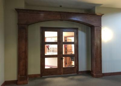 Rock Springs Community Health Center Pharmacy Doors