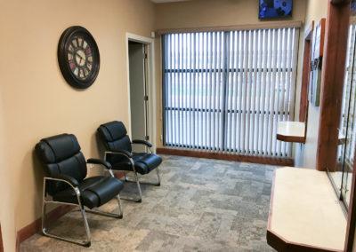 Rock Springs Community Health Center Pharmacy Waiting Area