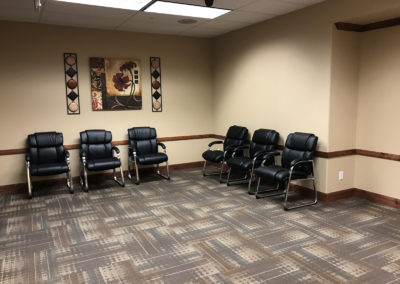 Rock Springs Community Health Center Reception