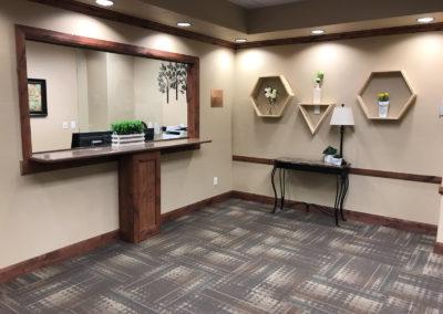 Rock Springs Community Health Center Reception Desk