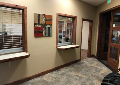 Rock Springs Community Health Center Waiting Area 3